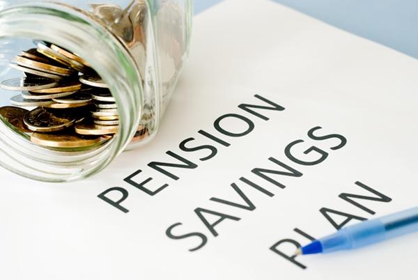 pension savings plan