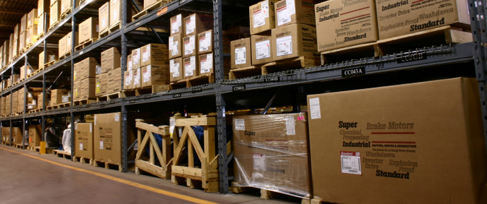 STRATEGIC IMPLEMENTATION: INVENTORY CONTROL AND WAREHOUSING