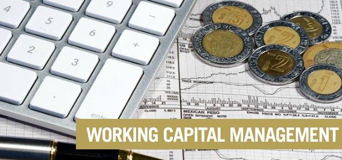 TRAINING WORKING CAPITAL MANAGEMENT