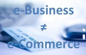 E-bussiness dan E-commerce