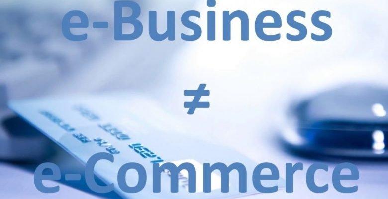E-bussiness dan E-commerce