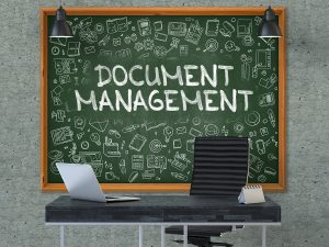 ELECTRONIC DOCUMENT MANAGEMENT SYSTEM (EDMS)