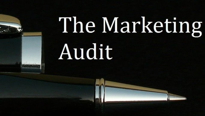 MARKETING AUDIT FOR INTERNAL AUDITOR