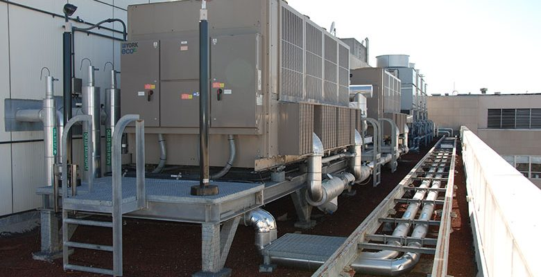 TRAINING CHILLER AND COOLING TOWER