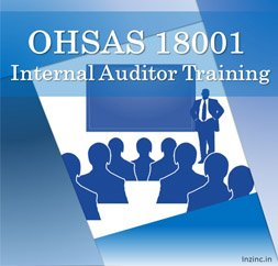 TRAINING TENTANG INTERNAL AUDIT OHSAS 18001: 2007
