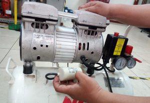TRAINING TENTANG Perawatan Kompresor