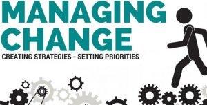PELATIHAN MANAGING CHANGE