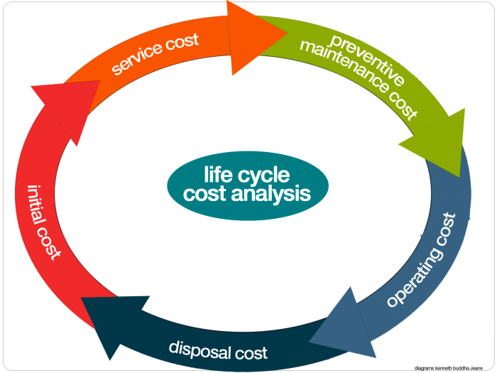 TRAINING LIFE CYCLE COST ANALYSIS