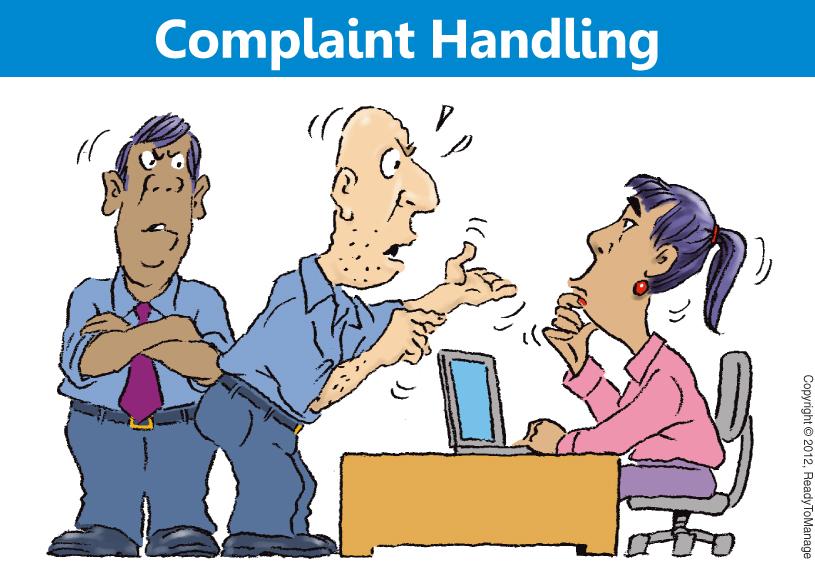 PELATIHAN MANAGING DIFFICULT CUSTOMERS AND HANDLING COMPLAINT PROFESSIONALLY
