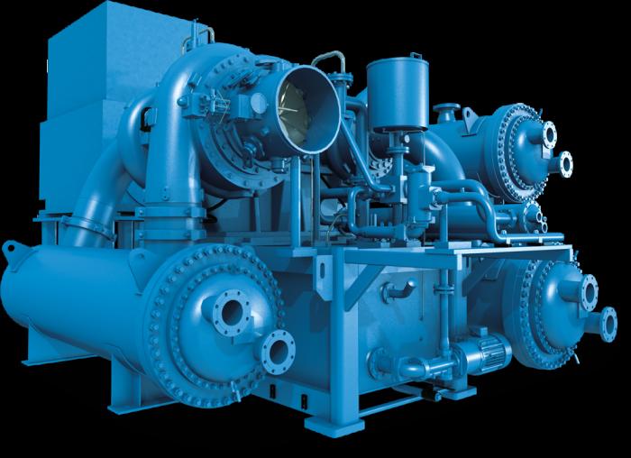 Pelatihan Aerodynamics Performance of Centrifugal Compressors