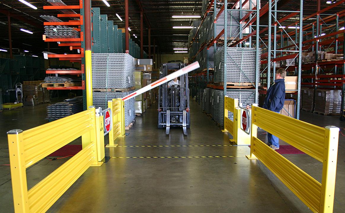 Pelatihan Manajemen Keselamatan Gudang (Warehouse Safety Management)