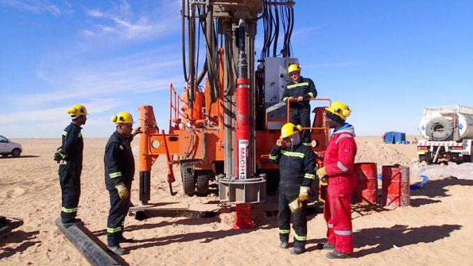 Pelatihan Optimasi Drilling