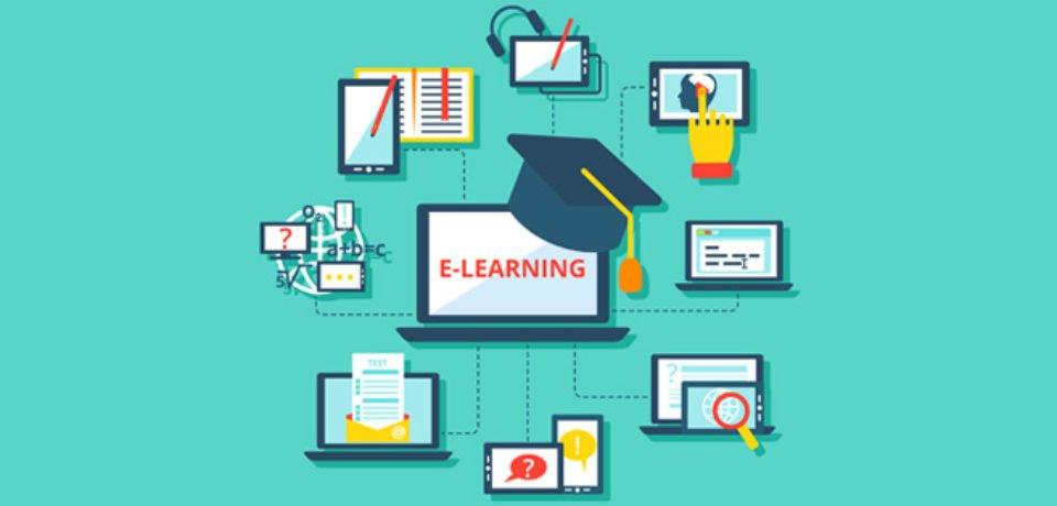 TRAINING PENDIDIKAN DAN PELATIHAN MELALUI E-LEARNING