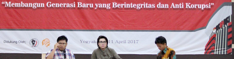 TRAINING TENTANG Eksekutif Anti Korupsi