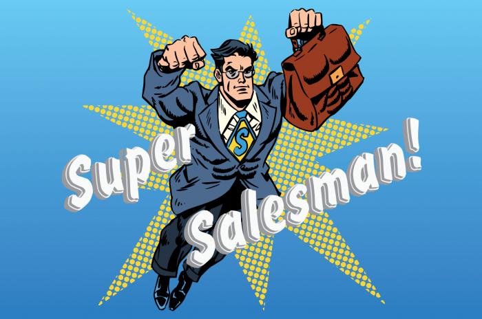 TRAINING TENTANG SUPER SALESMAN