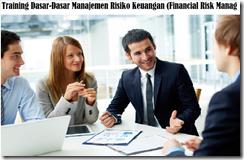 training dasar manajemen resiko keuangan murah