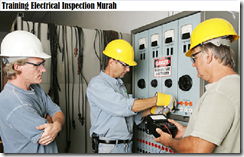 training inspeksi kelisatrikan murah