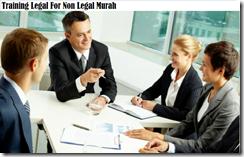 training legal untuk non hukum murah