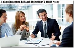 training strategi penghematan energi listrik murah