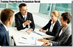 training tata cara & prosedur pemeriksaan pajak murah