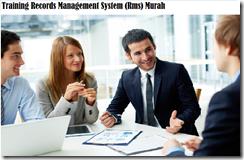 training sistem manajemen rekor (rms) murah