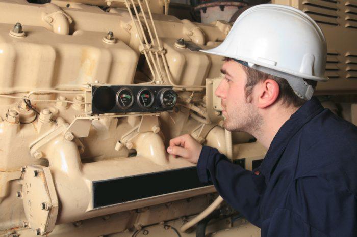TRAINING EMERGENCY GENERATOR SYSTEM