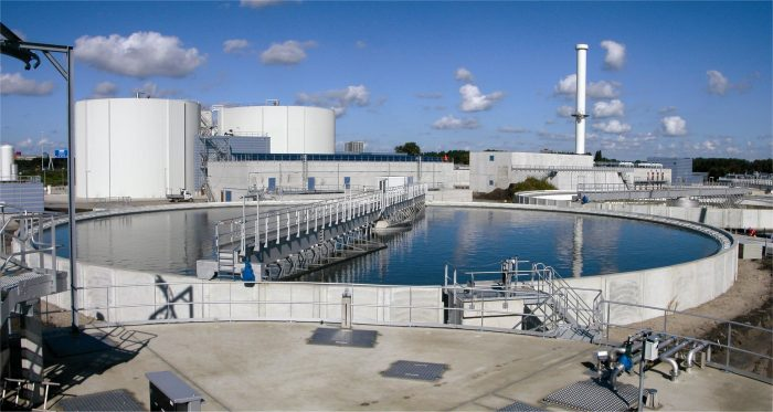 Industrial Waste Water Treatment Management