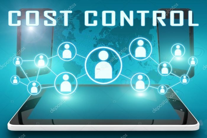 Managing Effective Marketing Cost Control