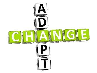 Adjust to Change