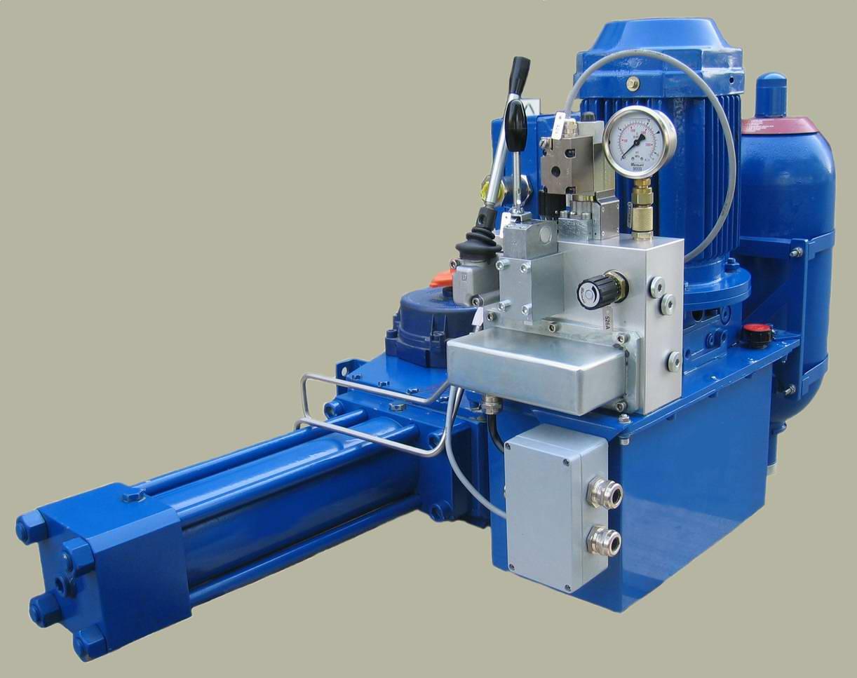 Training Electro Hydraulic