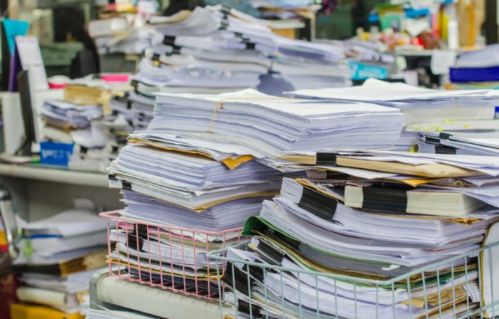 DOCUMENT CONTROL AND FILLING SYSTEM