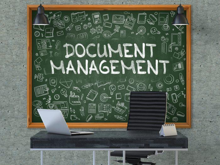 ELECTRONIC DOCUMENT MANAGEMENT SYSTEM (EDMS)