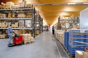 Manajemen Logistik Terpadu