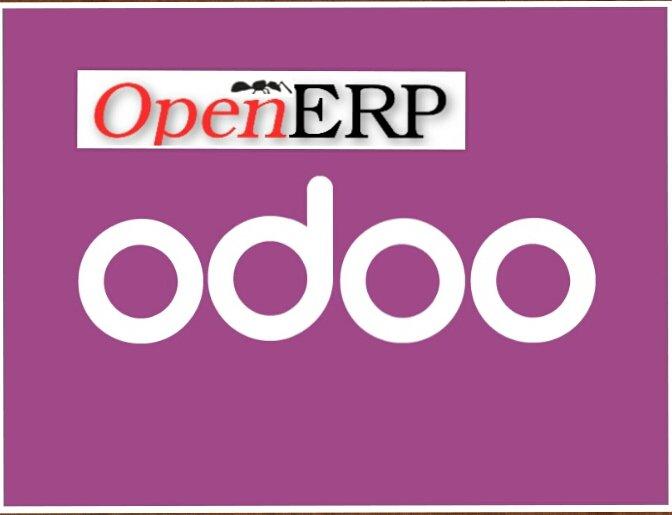 OPEN ERP V7 (ODOO)