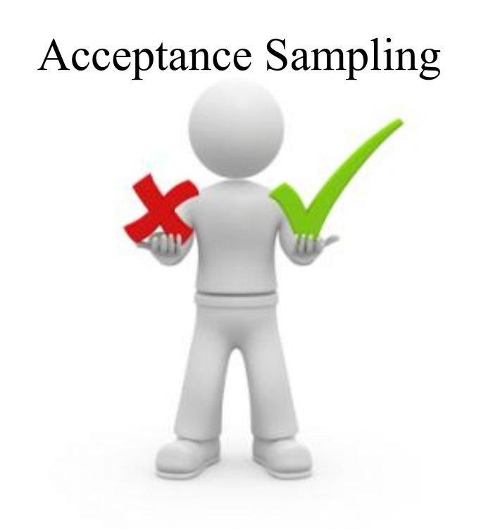 PELATIHAN ACCEPTANCE SAMPLING PLAN (ASQ)
