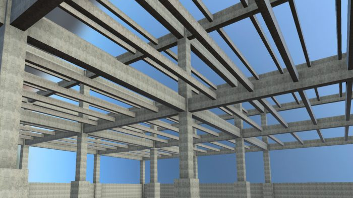 TRAINING DESIGN OF STEEL AND CONCRETE STRUCTURE, BUILDING FOR ADVANCE