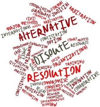 Training Tentang Mediaton & Alternative Dispute Resolution