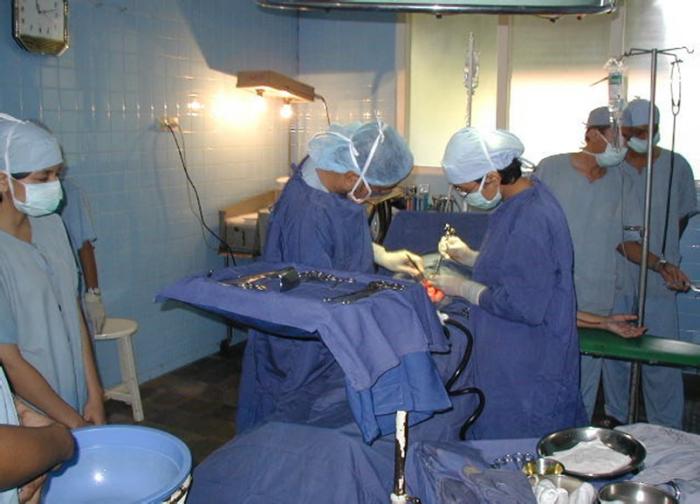 Pelatihan Kesehatan, Keselamatan Kerja (K3) dan Ergonomi di Rumah Sakit