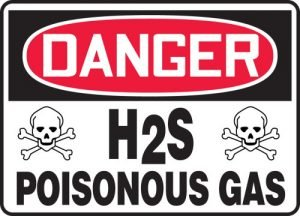 TRAINING TENTANG Hydrogen Sulfide (H2s) Safety