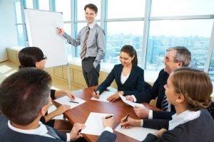 PELATIHAN BUSINESS PRESENTATION SKILLS