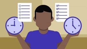 PELATIHAN STRESS & TIME MANAGEMENT