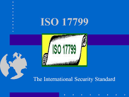 TRAINING TENTANG Intro to ISO17799 IT Security Standard