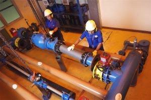 TRAINING TENTANG Teknik Kalibrasi Flowmeter (Air)