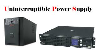 TRAINING TENTANG UNINTERRUPTIBLE POWER SUPPLY (UPS)